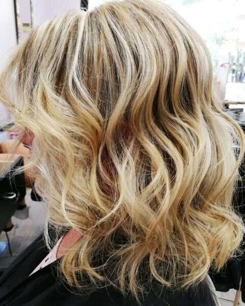 fryzura na boba
