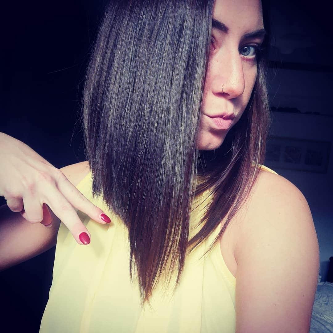 fryzura krótki bob