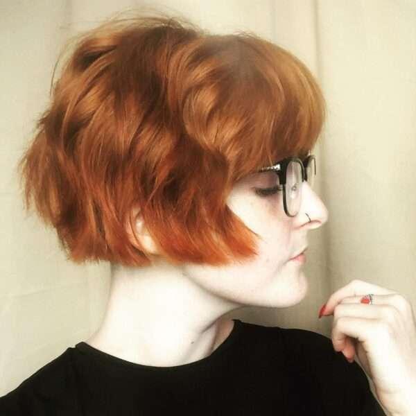 fryzury damskie bob
