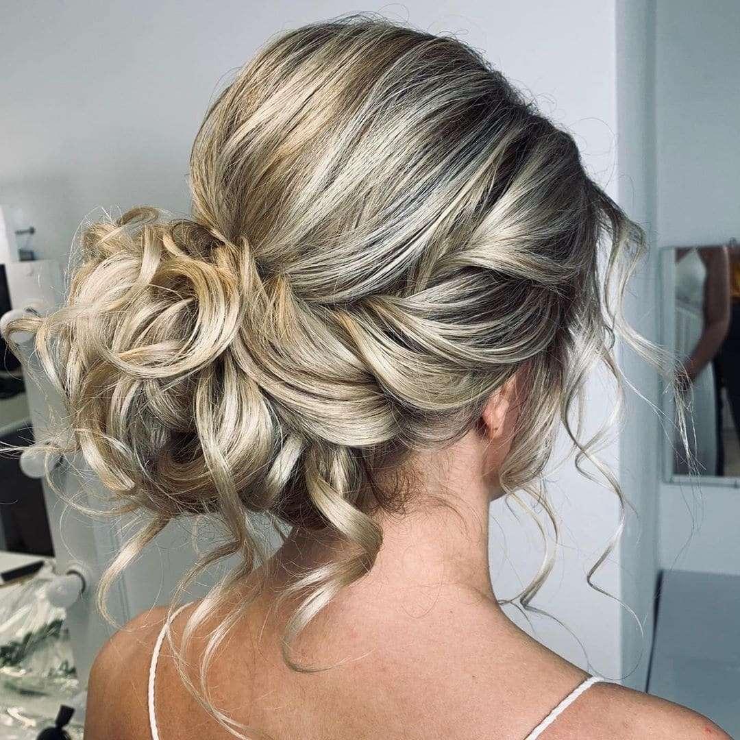 fryzury na wesele upięcia
