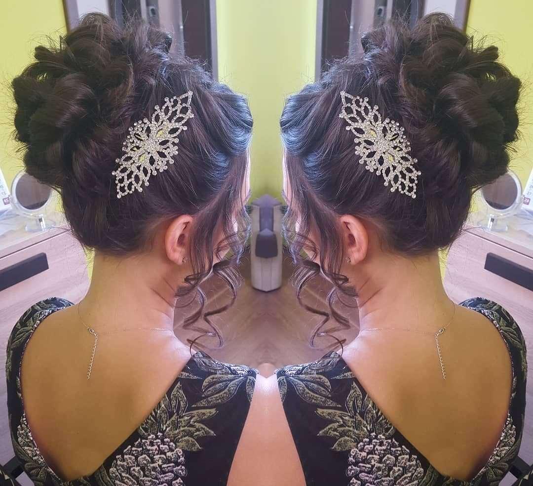 fryzury damskie na wesele