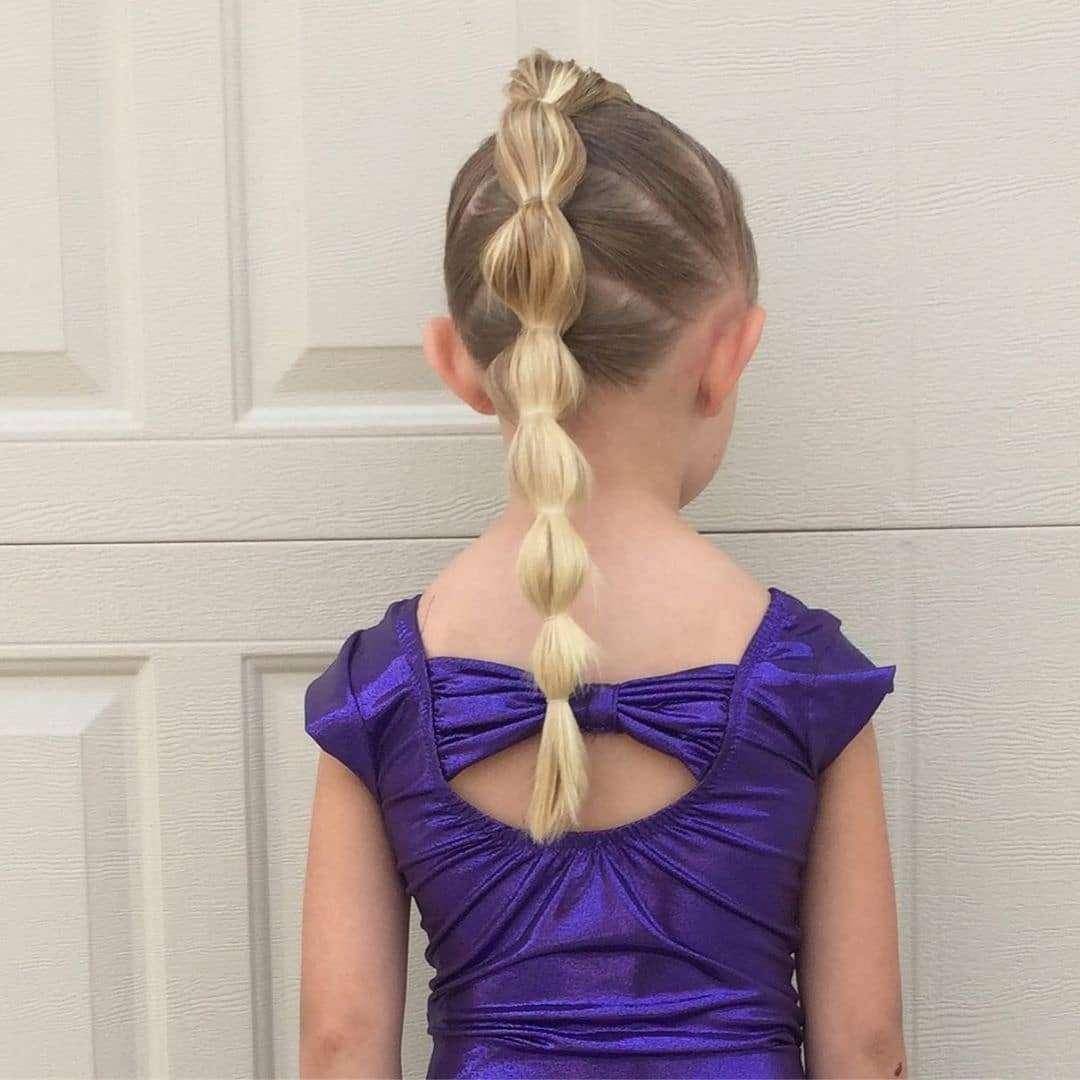 szybkie fryzury dla dziewczynek