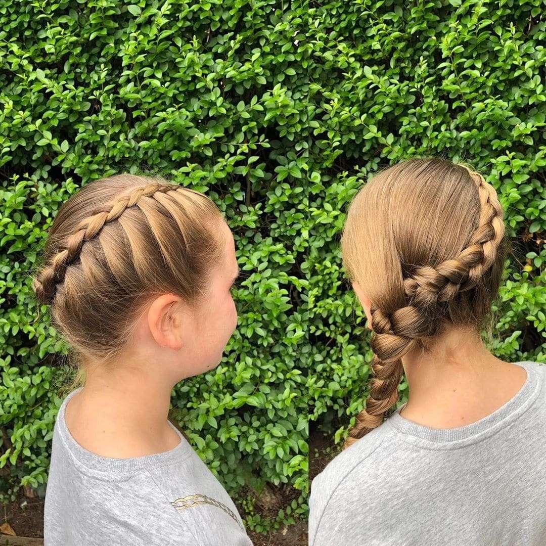 ładne fryzury dla dziewczynek
