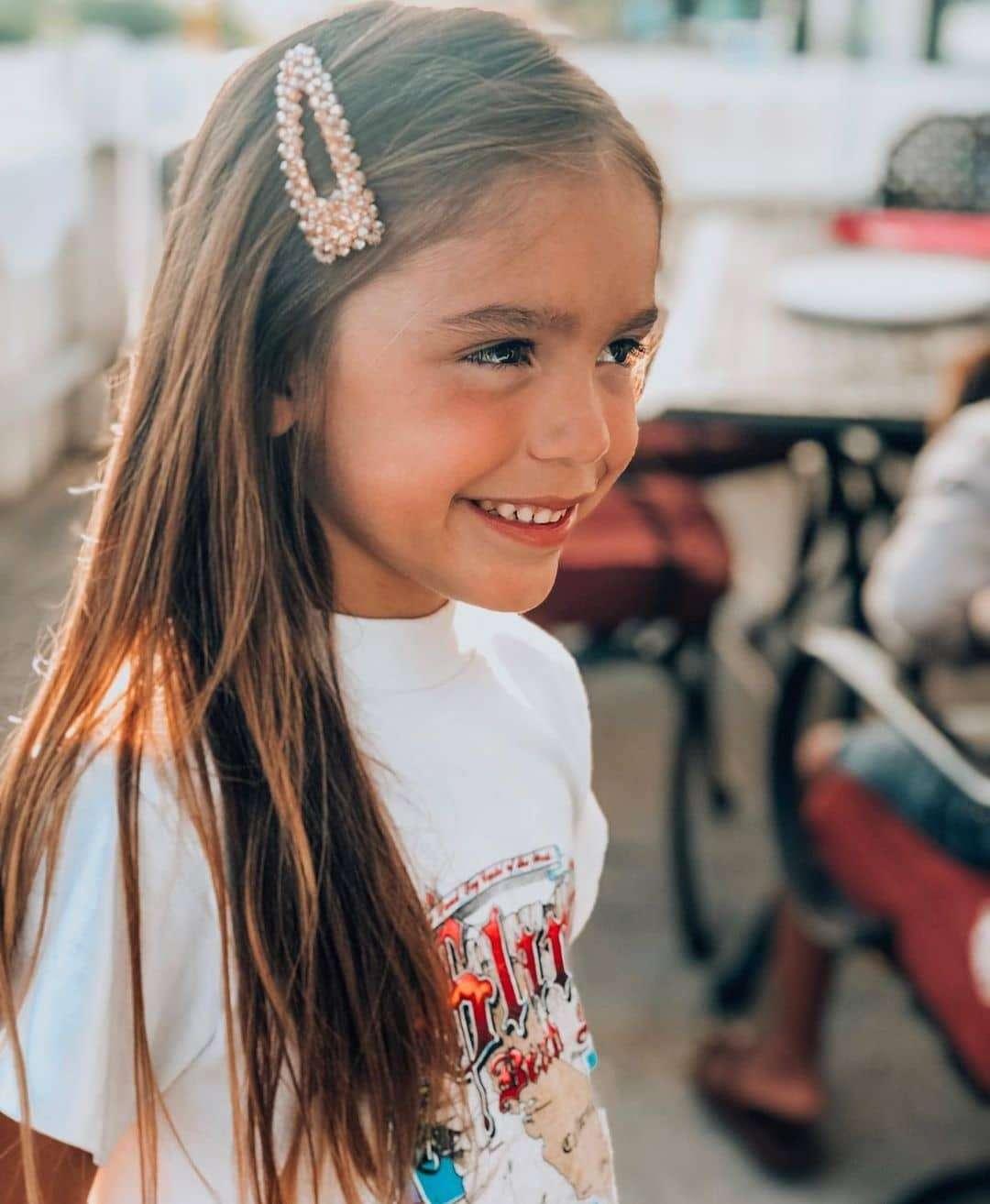 fryzury dla dziewczynek zdjęcia