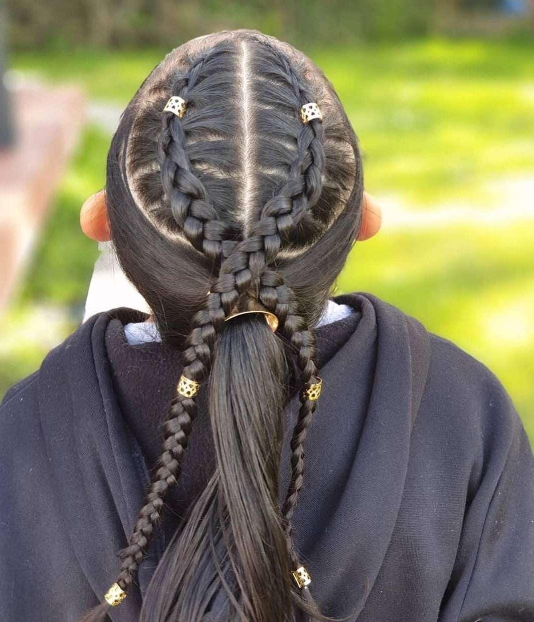 Fryzury Dla Dziewczynek 2019 50 Zdjęć Urocze I Praktyczne