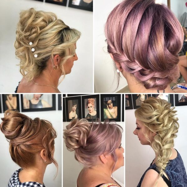 peinados de boda invitada
