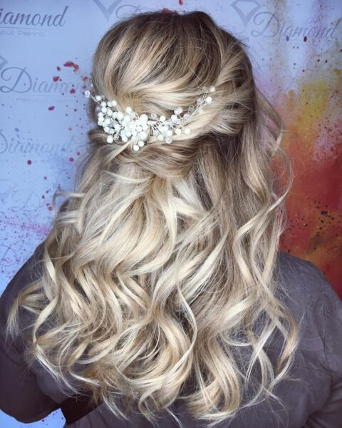 peinados para bodas invitadas pelo suelto