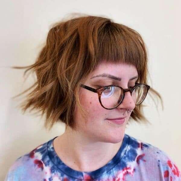 fryzury dla twarzy okrągłej