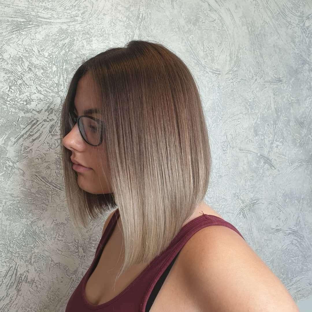 fryzury dla okraglej twarzy