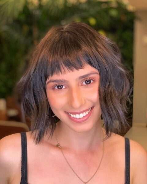 fryzury wyszczuplajace twarz