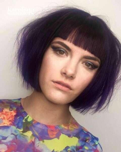 fryzury wyszczuplające twarz