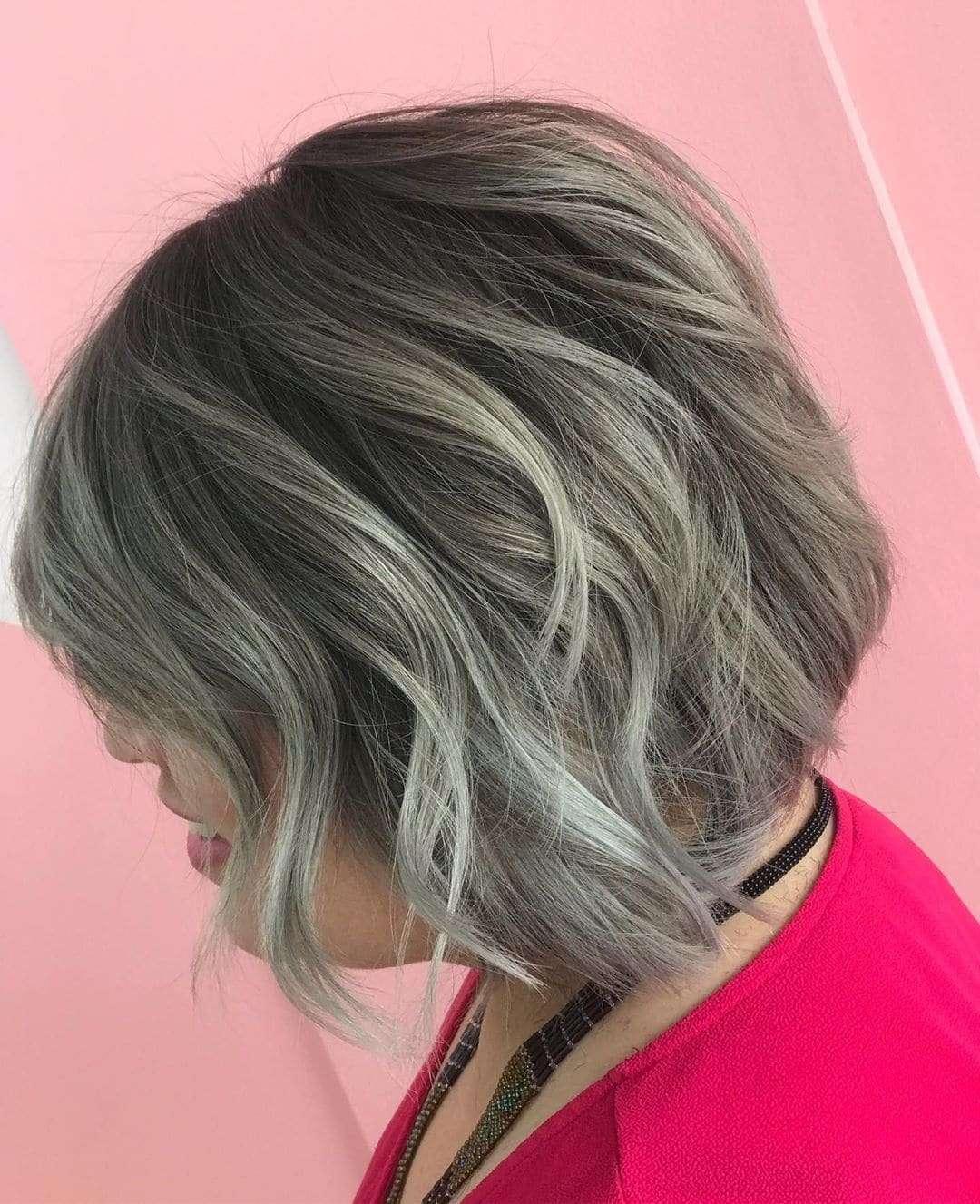 fryzury dla okrągłej twarzy