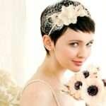Fryzury na wesele krótkie i średnie włosy w 50 olśniewających odsłonach