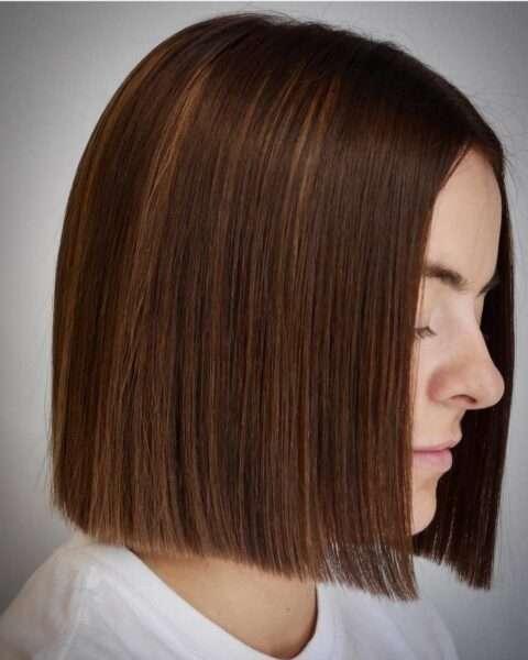 krótkie fryzury damskie