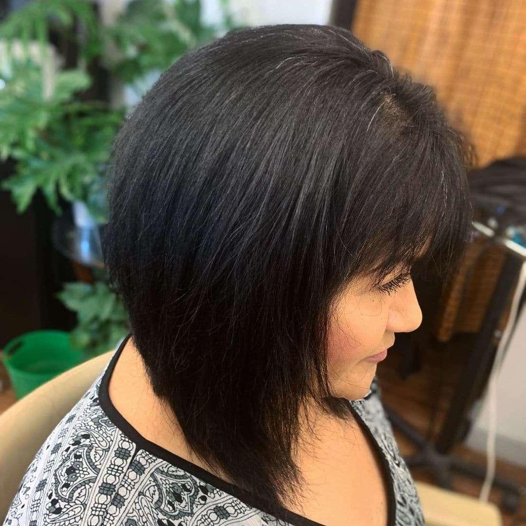 bardzo krotkie fryzury