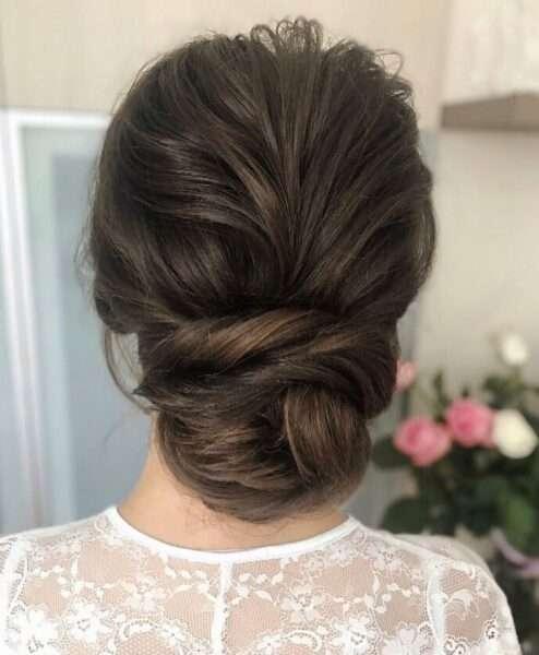 peinados invitadas boda media melena