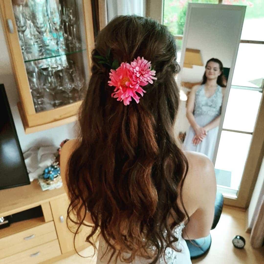 loki fryzura na wesele