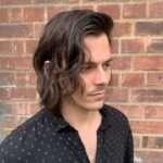 Fryzury męskie długie w 50 stylowych odsłonach