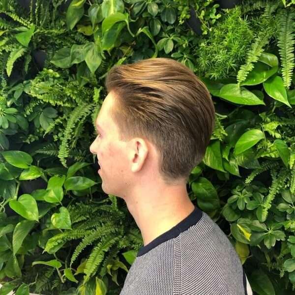 modne fryzury męskie długie włosy