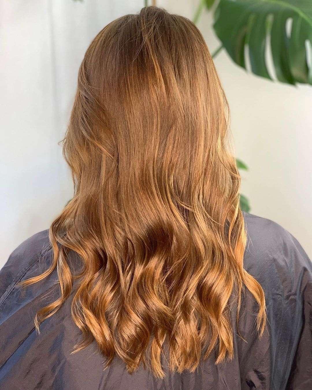 fryzury na długie włosy