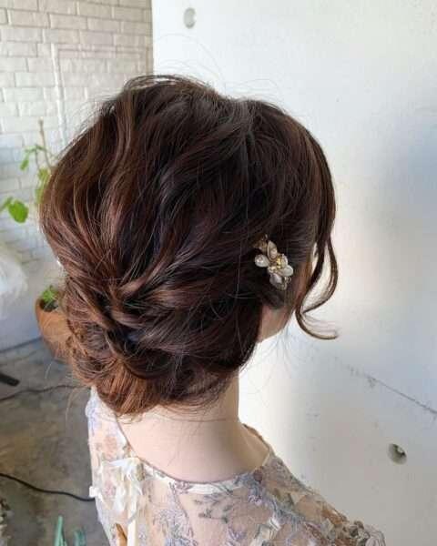corte de pelo mujer media melena con flequillo