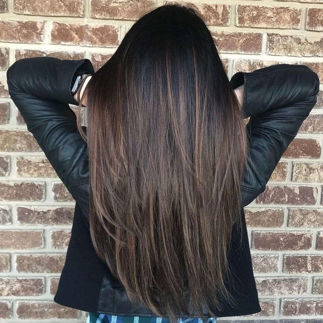 fryzury włosy długie