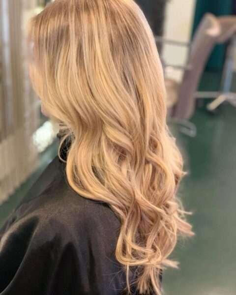 вечерние причёски на длинные волосы