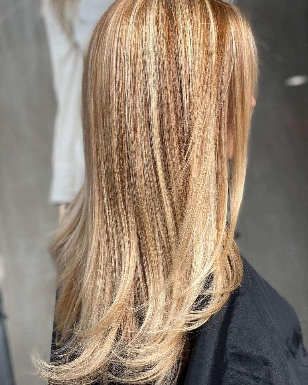łatwe fryzury na długie włosy