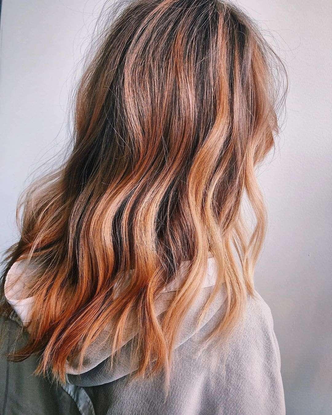 fryzury 2017 długie włosy