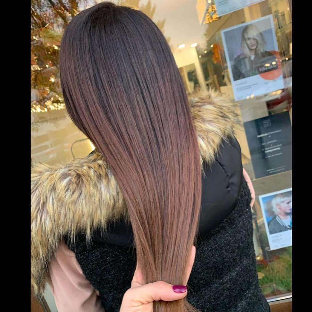modne fryzury 2017 długie włosy