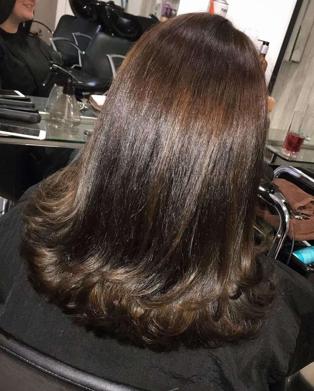 fryzury długie włosy