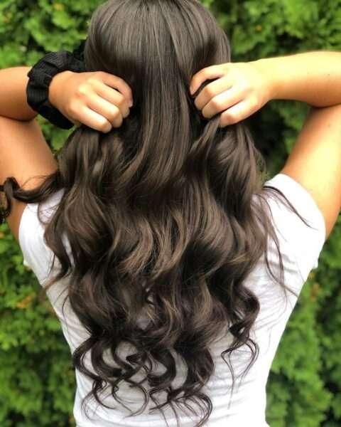 стрижка на длинный волос