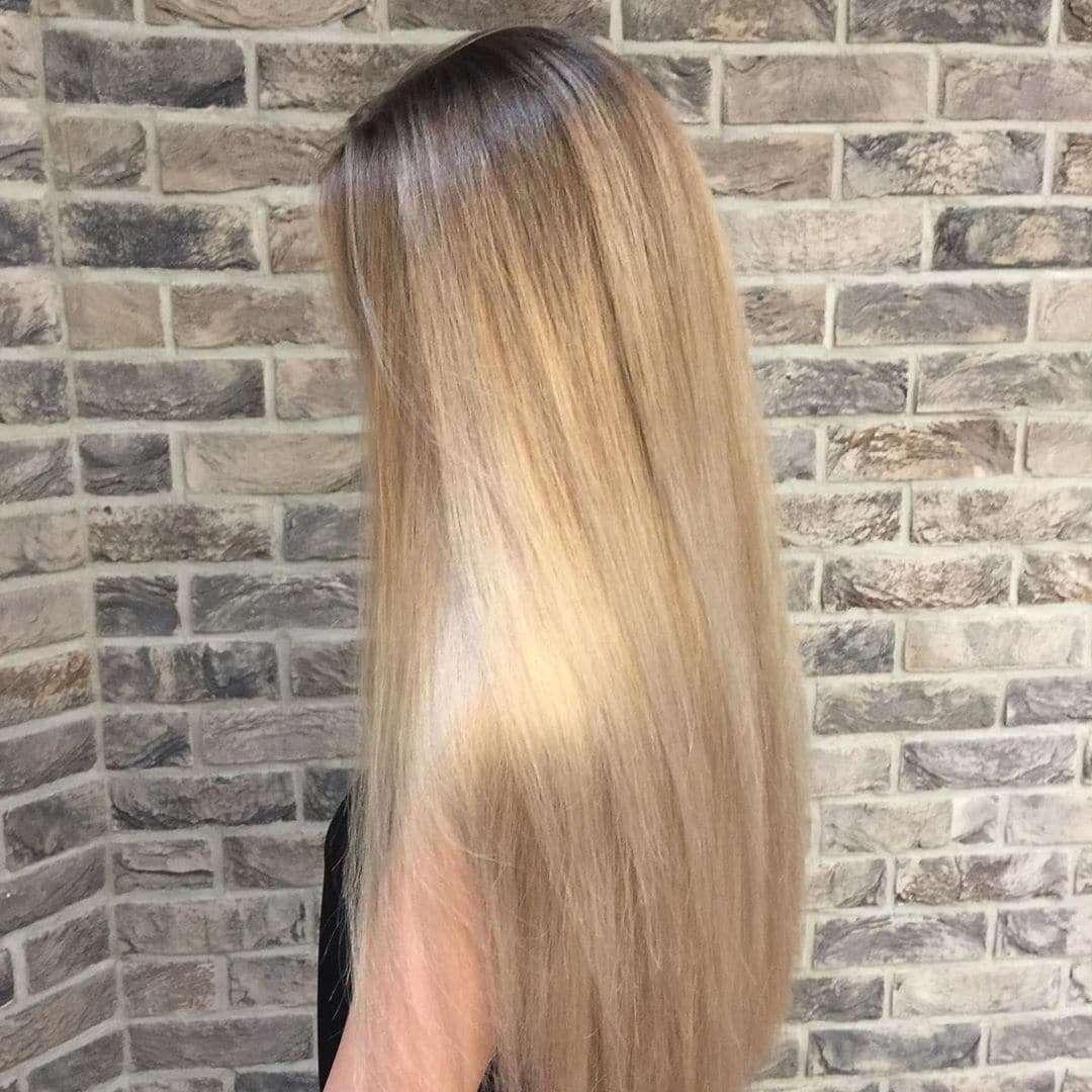 proste fryzury na długie włosy