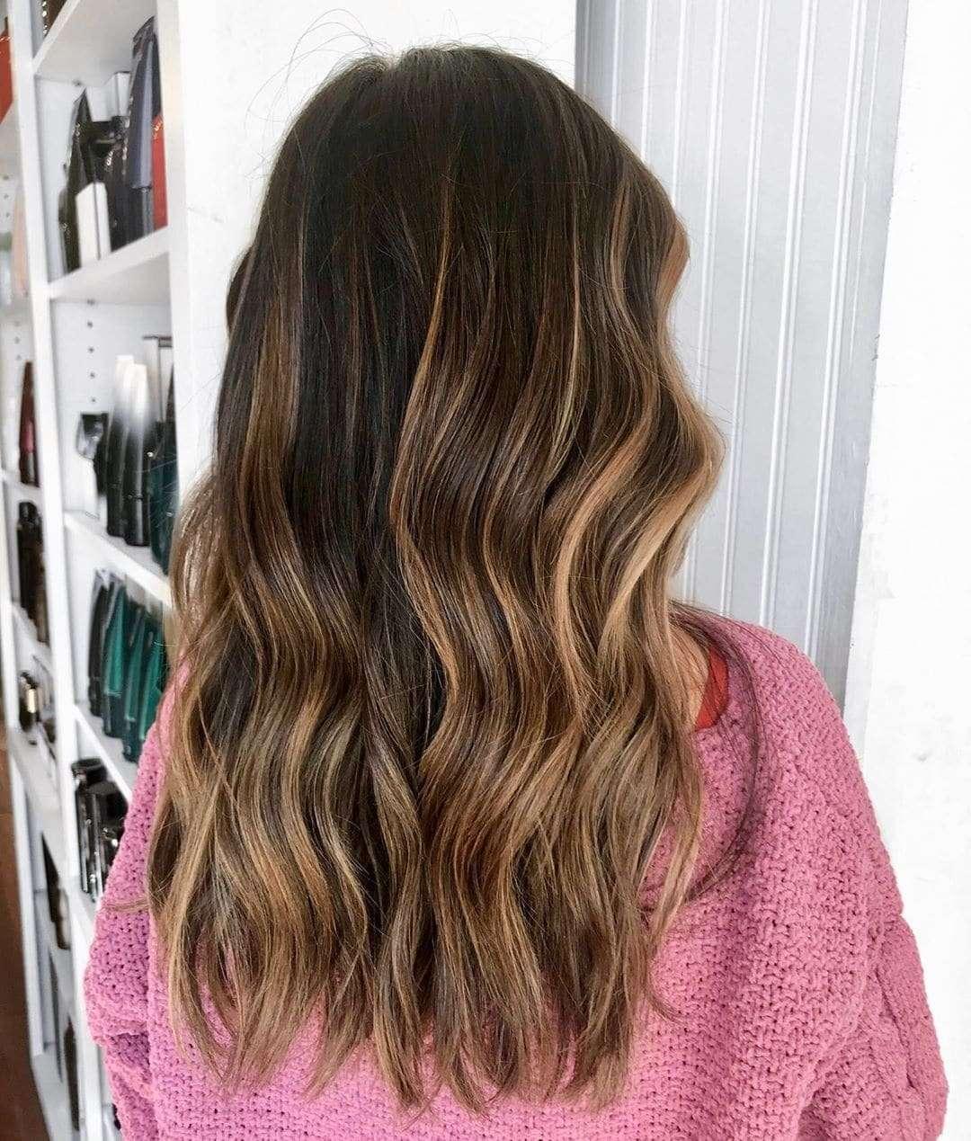 fryzury weselne długie włosy