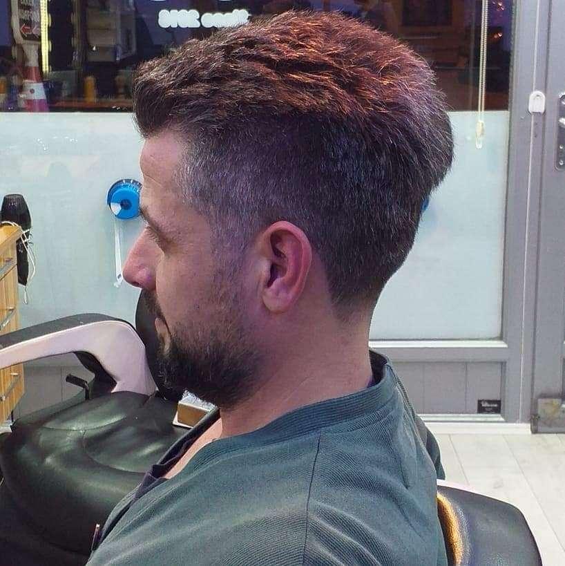 fryzury młodzieżowe męskie 2019