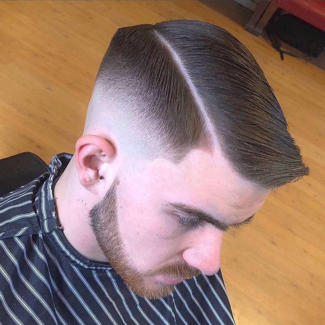 fryzury młodzieżowe męskie