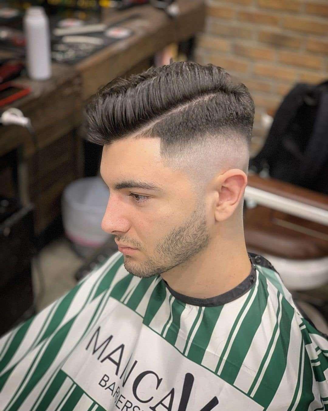 fryzury męskie krótkie młodzieżowe