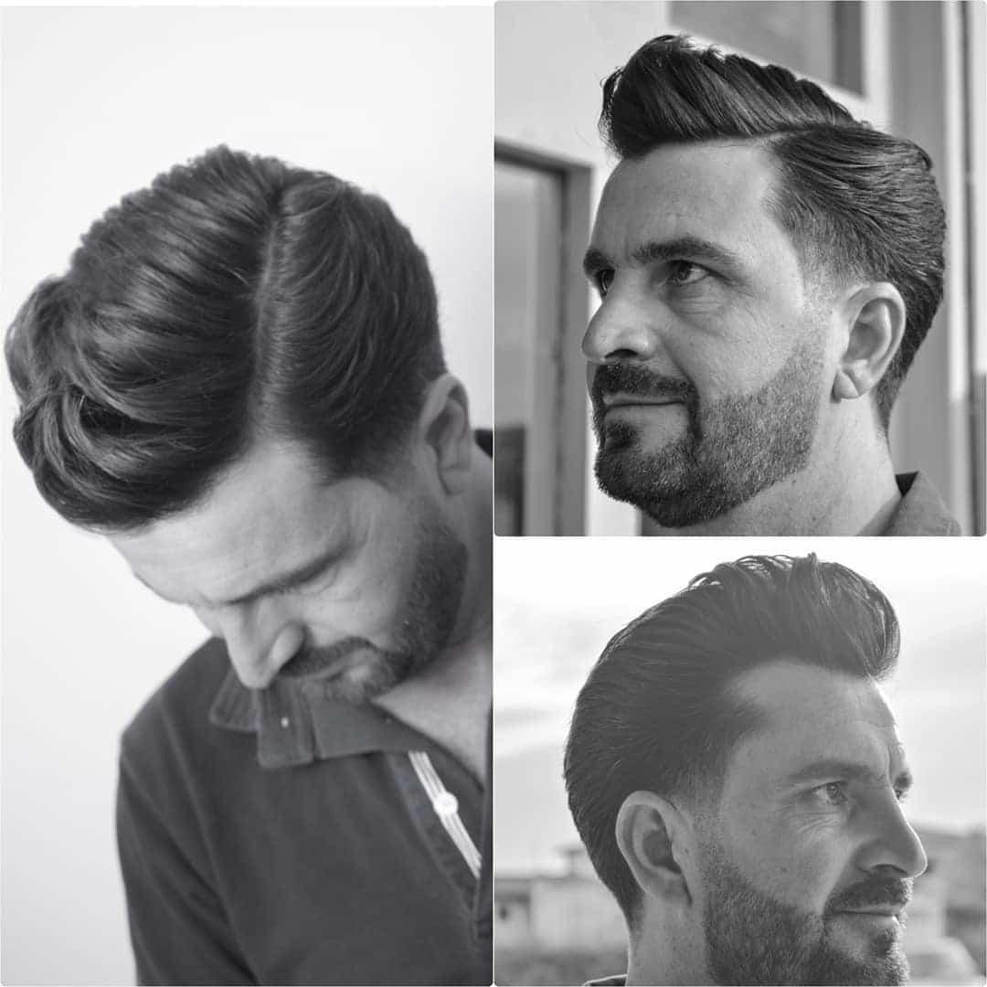 fryzury meskie długie
