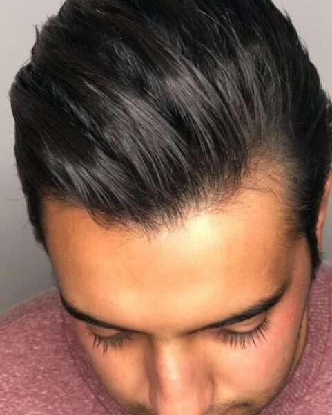 modne fryzury 2021 męskie