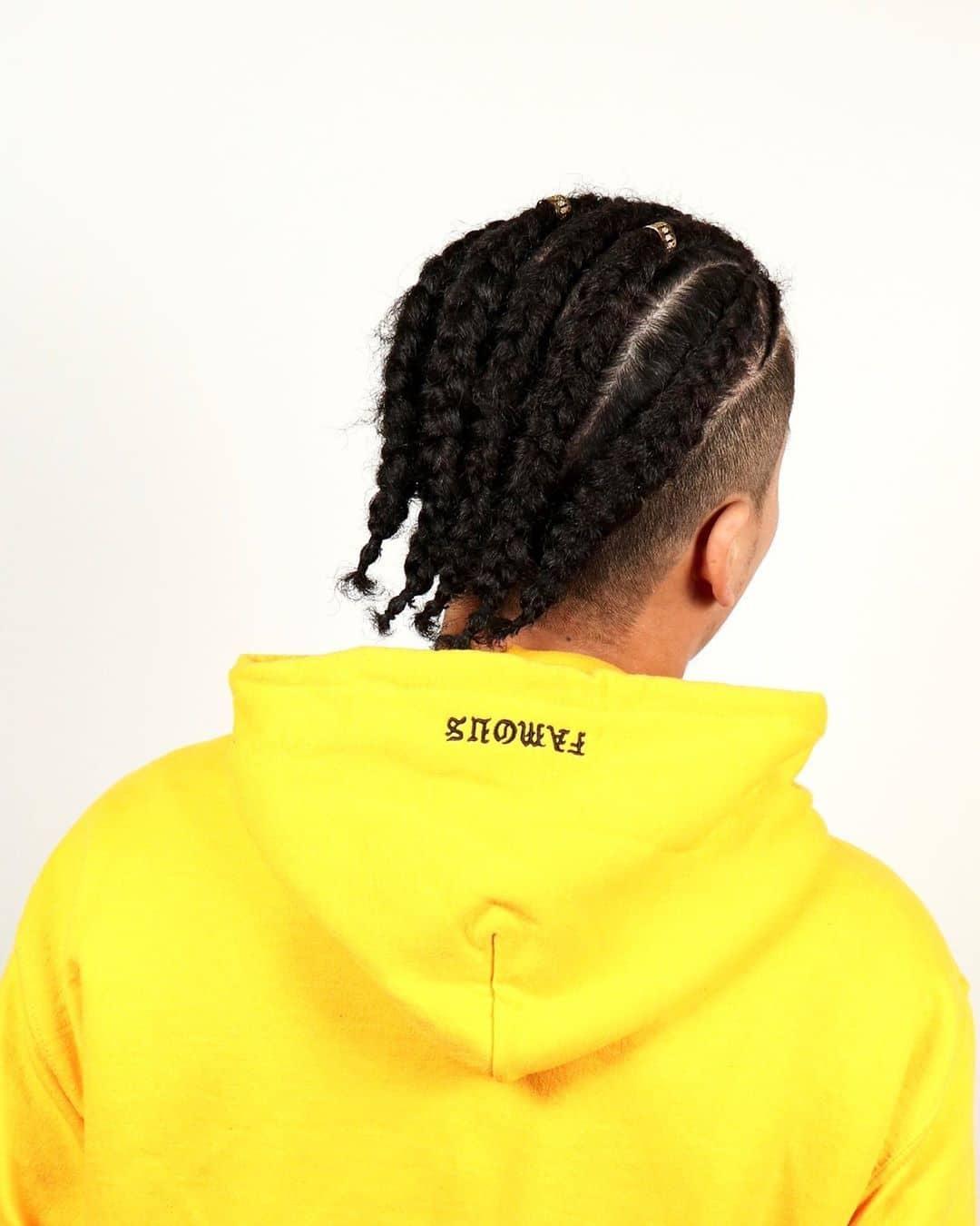 modne fryzury męskie młodzieżowe yt