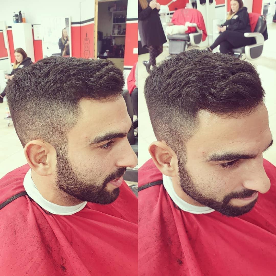 fryzury mlodziezowe meskie