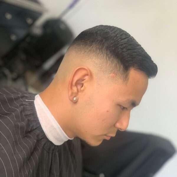 fryzury męskie krótkie 2021