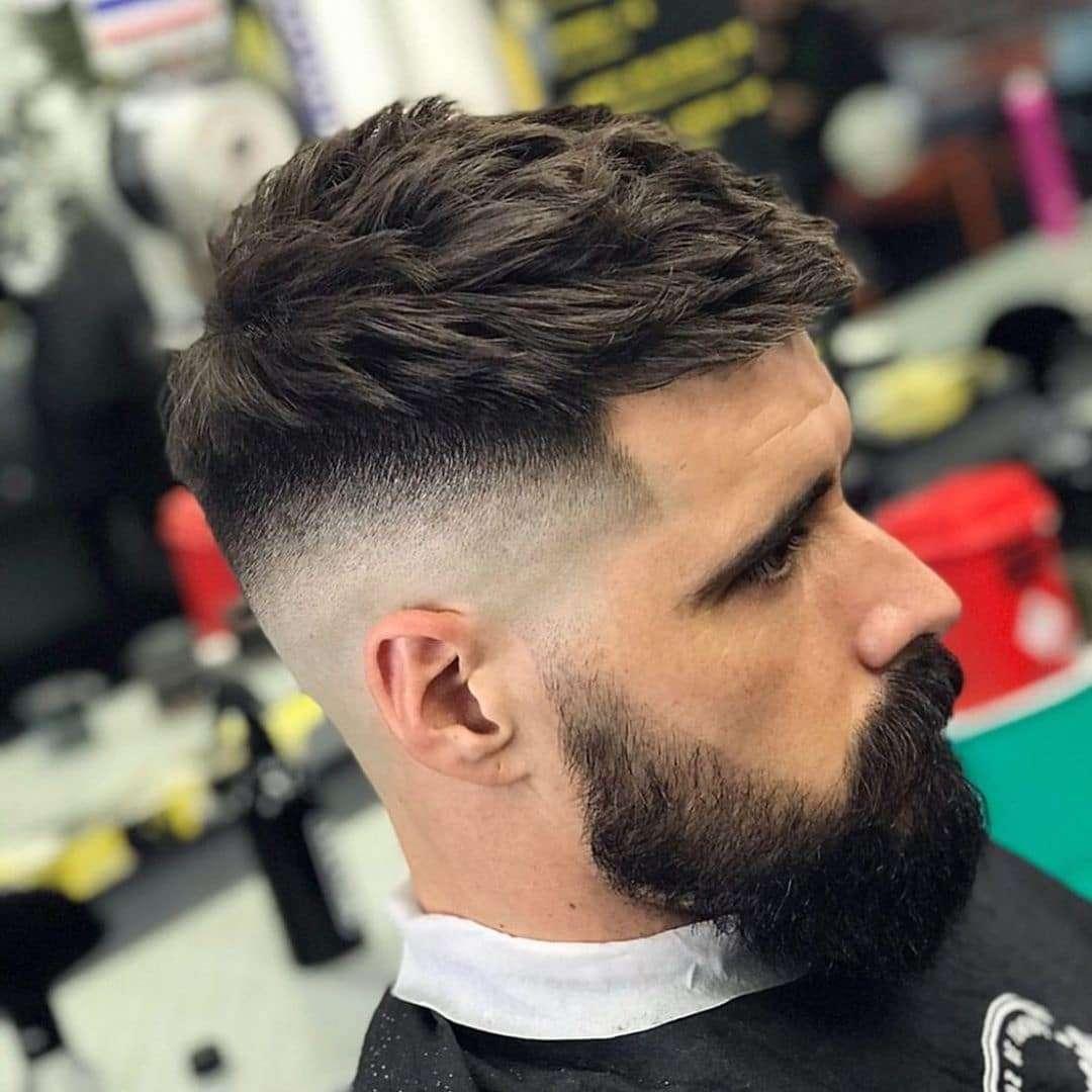 Długa góra z długą brodą