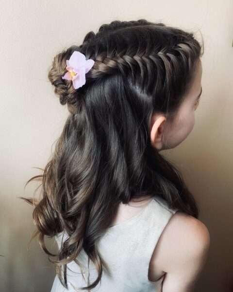 peinados niño comunion
