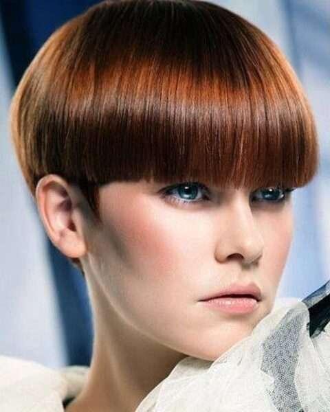 cortes de cabello hongo