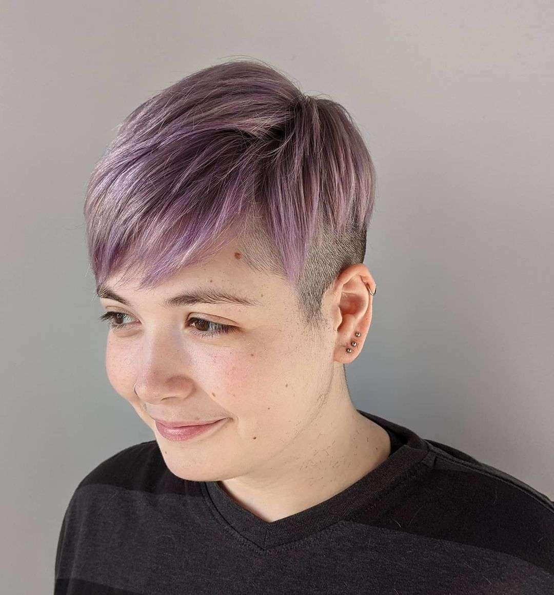 fryzura na grzybka dla chłopca