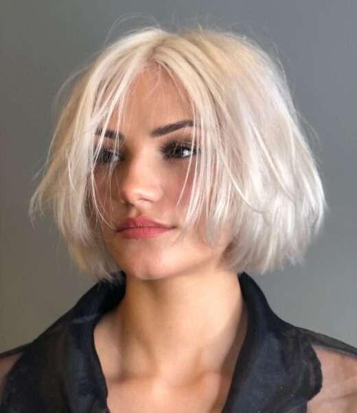 corte de pelo con volumen para pelo fino