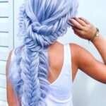 Wygodne i eleganckie fryzury z warkoczem w 50 wariantach