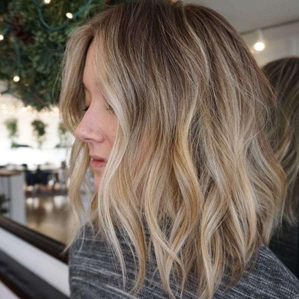 fryzury dla cienkich włosów zdjęcia