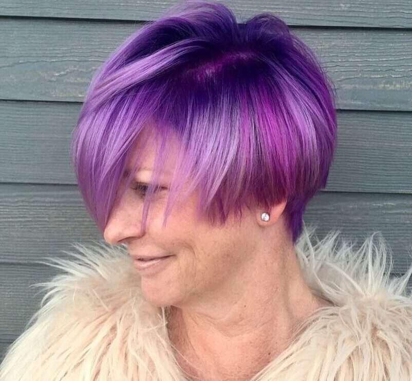 fryzury damskie na grzybka